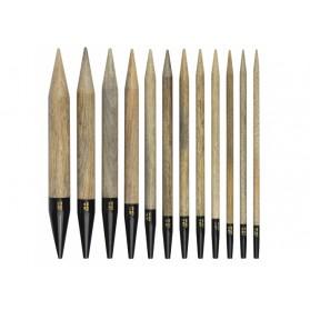 Driftwood съемные спицы 7 см LYKKE