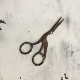 Ножницы для рукоделия Винтажные цапли