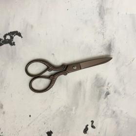 Ножницы для рукоделия Винтажные с большим лезвием